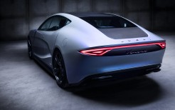 2018 LVCHI Venere Electric Concept Car 2