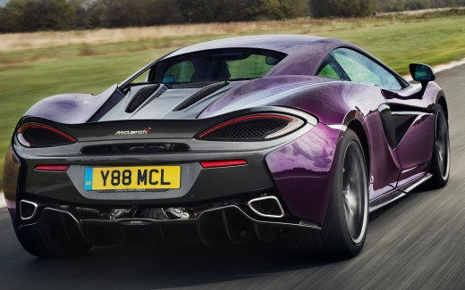 2018 McLaren Titanium SuperSports 570S Coupe 5K