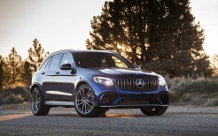 2018 Mercedes-AMG GLC 63 4MATIC+ 4K