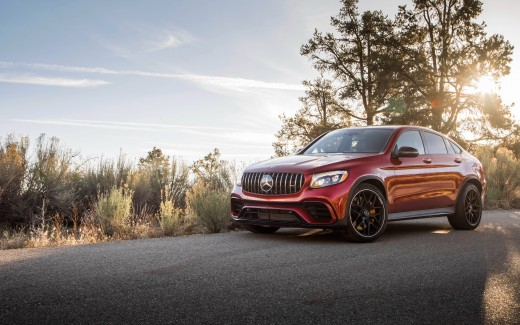 2018 Mercedes-AMG GLC 63 S 4MATIC+ Coupe 4K