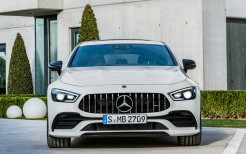 2018 Mercedes AMG GT 53 4Matic 4 Door Coupe 4K