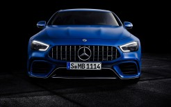 2018 Mercedes AMG GT 63 S 4MATIC 4Door Coupe 4K