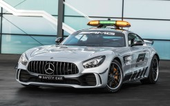 2018 Mercedes AMG GT R F1 Safety Car 4K