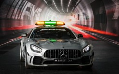 2018 Mercedes AMG GT R F1 Safety Car 4K 2