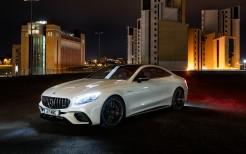 2018 Mercedes AMG S 63 4MATIC Coupe 4K