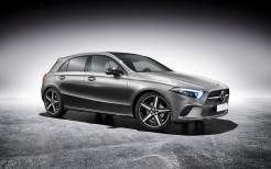 2018 Mercedes Benz A Klasse Sport Accessories 4K