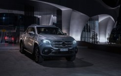 2018 Mercedes Benz X250d 4MATIC Power 4K