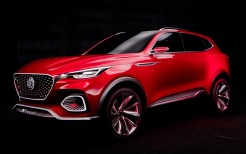 2018 MG X Motion SUV Concept 4K