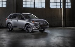 2018 Mitsubishi Outlander Limited Edition