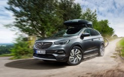 2018 Opel Grandland X Turbo D Accessorized 4K