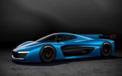 2018 Pininfarina H2 Speed 4K 2