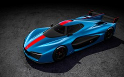 2018 Pininfarina H2 Speed 4K 3