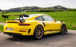 2018 Porsche 911 GT3 RS Weissach Package 4K 2