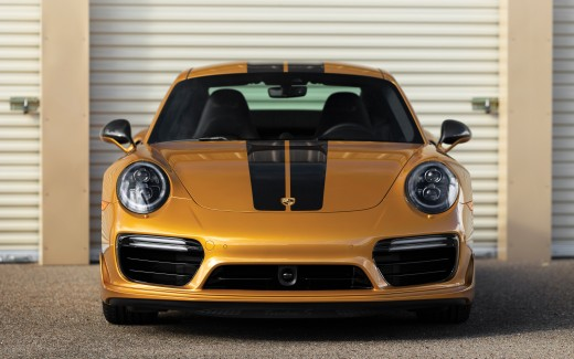 2018 Porsche 911 Turbo S Exclusive Series 4K