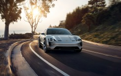 2018 Porsche Mission E Cross Turismo 4K 14