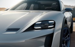 2018 Porsche Mission E Cross Turismo 4K 6