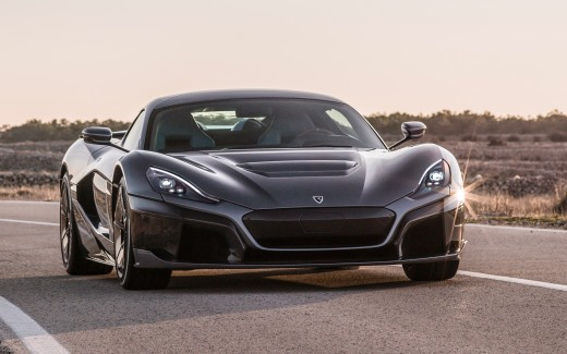 2018 Rimac C Two Electric Hypercar 4K 5