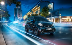 2018 smart EQ Fortwo Edition Nightsky Coupe 4K