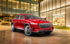 2018 Vision Mercedes Maybach Ultimate Luxury 4K