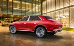 2018 Vision Mercedes Maybach Ultimate Luxury 4K 2