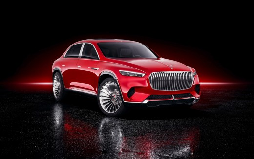 2018 Vision Mercedes Maybach Ultimate Luxury 4K 4