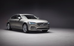 2018 Volvo S90 Ambience Concept 4K