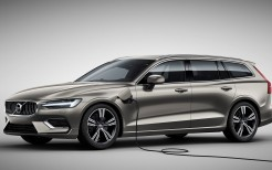 2018 Volvo V60 T8 Inscription 4K 2