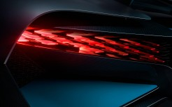 2019 Bugatti Divo LED Tail Lights 4K