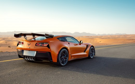 2019 Chevrolet Corvette ZR1 4K 11