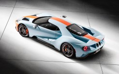 2019 Ford GT Heritage Edition 4K 2