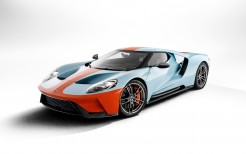 2019 Ford GT Heritage Edition 4K 4