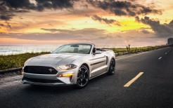 2019 Ford Mustang GT Convertible California 4K