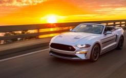 2019 Ford Mustang GT Convertible California 4K 2