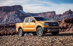 2019 Ford Ranger FX4 Lariat SuperCrew 4K 2