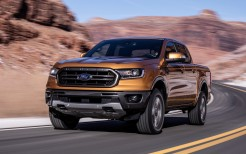 2019 Ford Ranger FX4 Lariat SuperCrew 4K 3