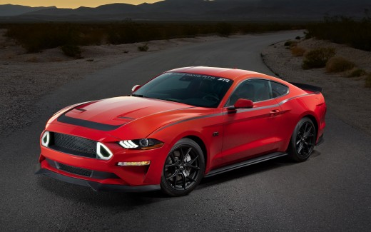 2019 Ford Series 1 Mustang RTR 4K 2
