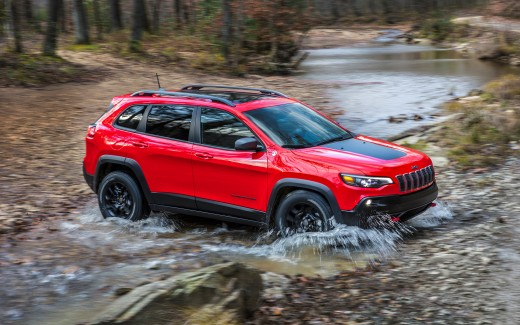 2019 Jeep Cherokee Trailhawk 2
