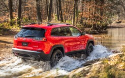 2019 Jeep Cherokee Trailhawk 4