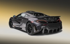 2019 McLaren 600LT in Stealth Grey by MSO 4K 8K 2