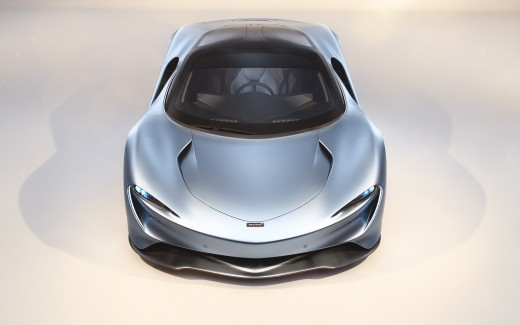 2019 McLaren Speedtail 5K