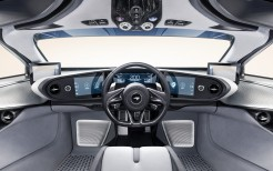 2019 McLaren Speedtail Interior 4K 8K