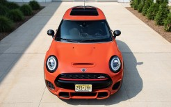 2019 MINI John Cooper Works International Orange Edition 4K