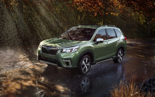 2019 Subaru Forester Touring 4K