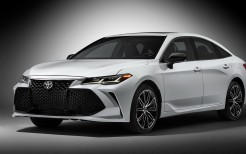 2019 Toyota Avalon Touring 4K