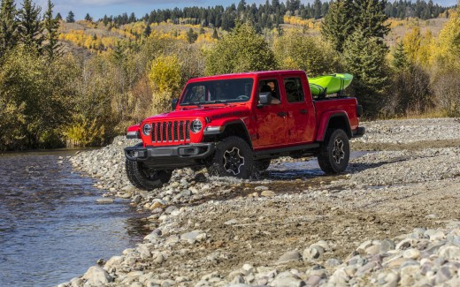 2020 Jeep Gladiator Rubicon 2