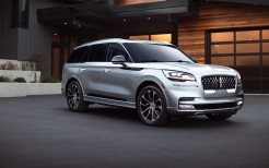 2020 Lincoln Aviator Grand Touring 4K
