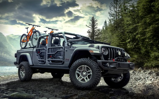 2020 Mopar Jeep Gladiator Rubicon