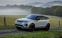 2020 Range Rover Evoque P300 HSE R-Dynamic Black Pack 4K