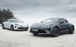 Alpine A110 Legende Alpine A110 Pure 4K