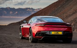 Aston Martin DBS Superleggera 2018 4K 3